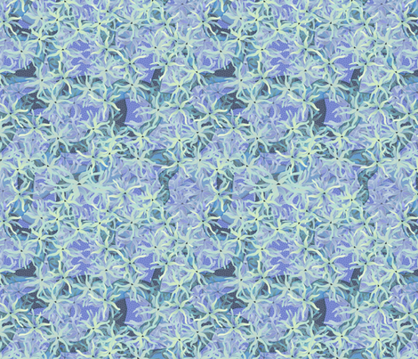 wild_coral_ocean_deep fabric by glimmericks on Spoonflower - custom fabric