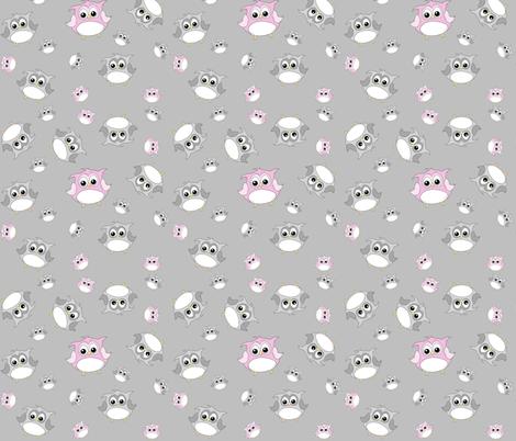 Confetti Grey fabric by ilikemeat on Spoonflower - custom fabric