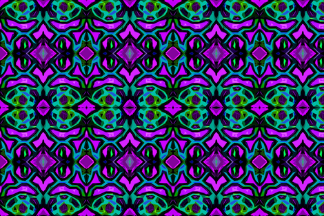 rock spirit mars quilts fabric by dalmars22 on Spoonflower - custom fabric
