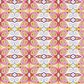 paisley swirl candy