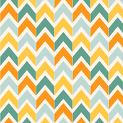 Citrus Chevrons