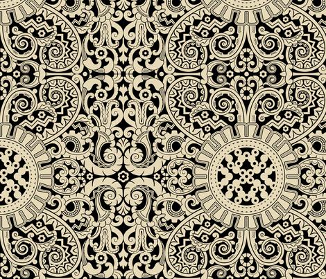 Moderne 1a fabric by muhlenkott on Spoonflower - custom fabric