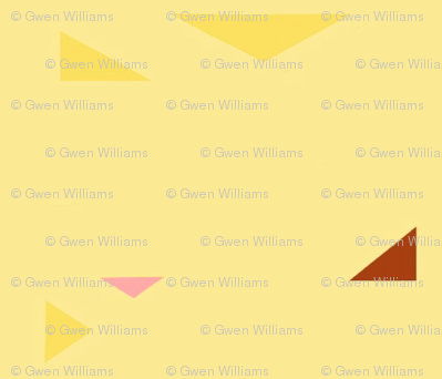 triangles yellow 2