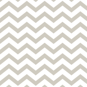 chevron beige and white