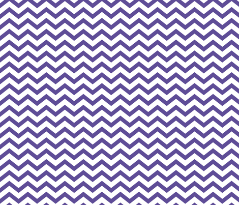 chevron purple fabric by misstiina on Spoonflower - custom fabric