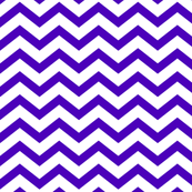 chevron purple and white