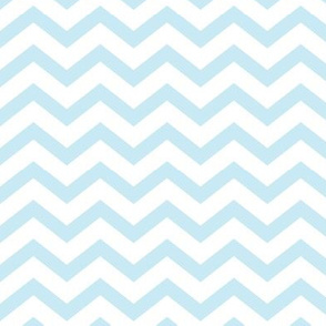 chevron ice blue