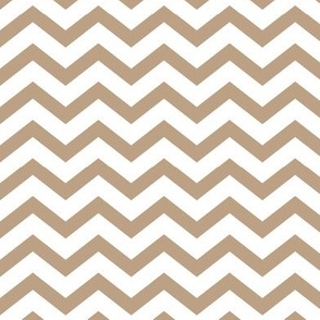 chevron tan