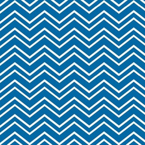chevron no2 royal blue