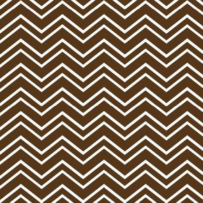 chevron no2 brown