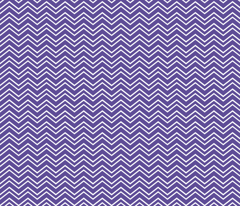 chevron no2 purple fabric by misstiina on Spoonflower - custom fabric