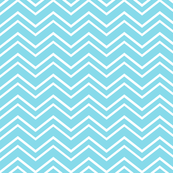 chevron no2 sky blue