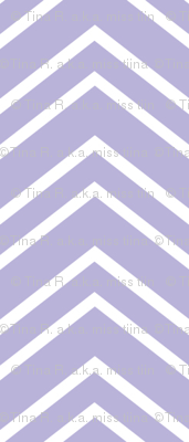 chevron no2 light purple and white