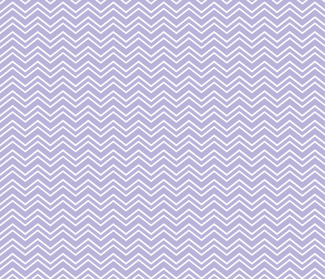 chevron no2 light purple and white fabric by misstiina on Spoonflower - custom fabric