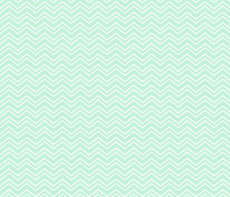 chevron no2 ice mint green