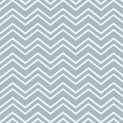 chevron no2 slate blue and white