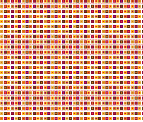Albers_red fabric by melhales on Spoonflower - custom fabric
