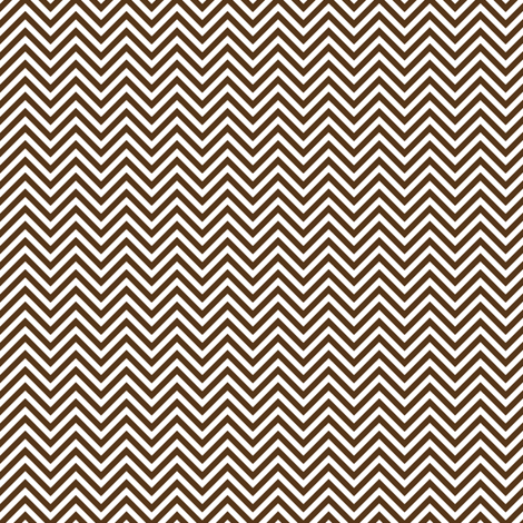 chevron pinstripes brown fabric by misstiina on Spoonflower - custom fabric