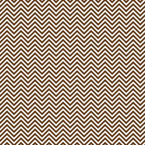 chevron pinstripes brown and white fabric by misstiina on Spoonflower - custom fabric