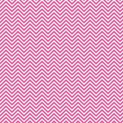 chevron pinstripes dark pink and white