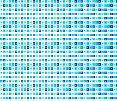Albers_blue fabric by melhales on Spoonflower - custom fabric