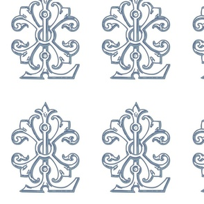 L monogram blues