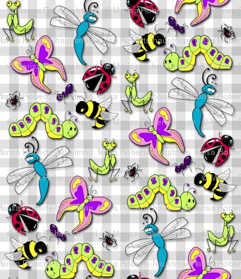 Creepy Crawlin' Cuties