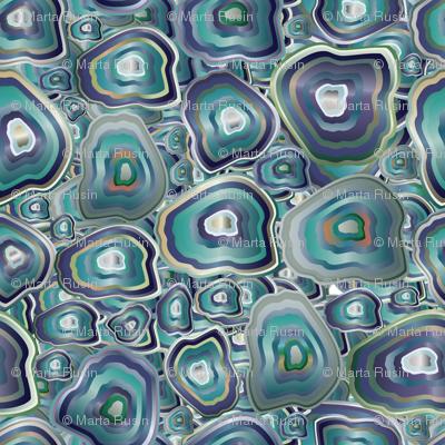 agate mosaic
