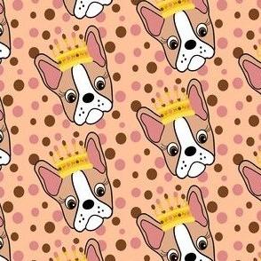 Princess Latte Dots