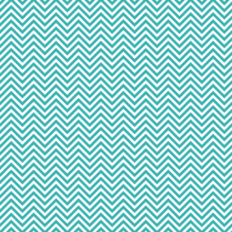 chevron pinstripes teal