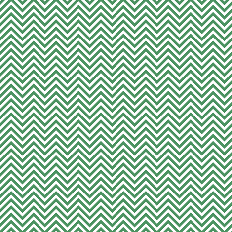 chevron pinstripes green and white fabric by misstiina on Spoonflower - custom fabric