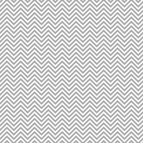 chevron pinstripes grey and white fabric by misstiina on Spoonflower - custom fabric