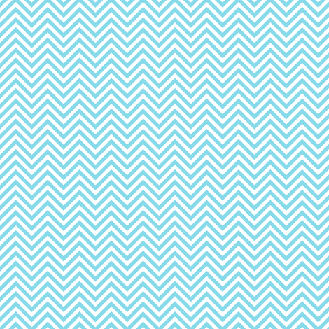 chevron pinstripes sky blue fabric by misstiina on Spoonflower - custom fabric