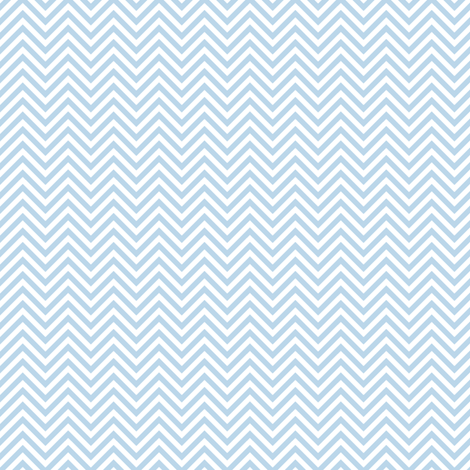 chevron pinstripes powder blue and white fabric by misstiina on Spoonflower - custom fabric