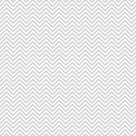 chevron pinstripes light grey and white fabric by misstiina on Spoonflower - custom fabric