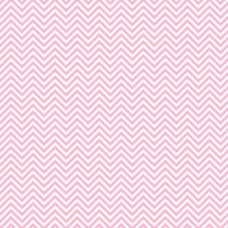chevron pinstripes light pink and white fabric by misstiina on Spoonflower - custom fabric