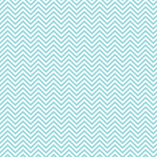 chevron pinstripes teal and white