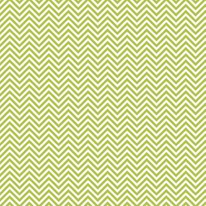chevron pinstripes lime green