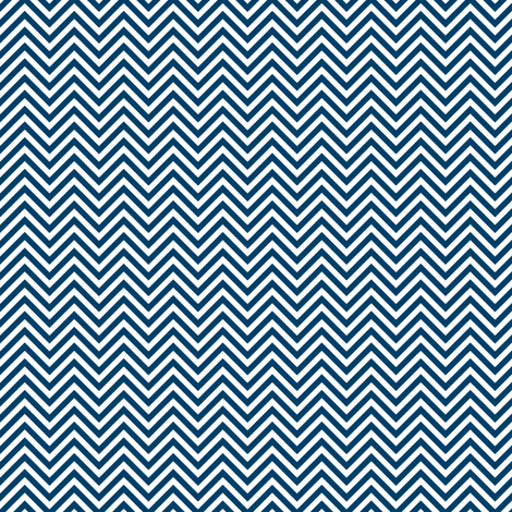 chevron pinstripes navy blue and white fabric by misstiina on Spoonflower - custom fabric