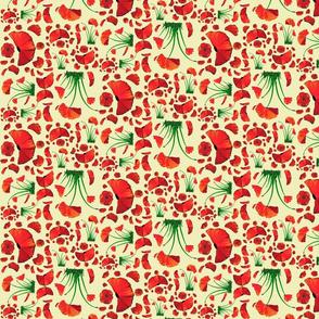poppy ditsy 2