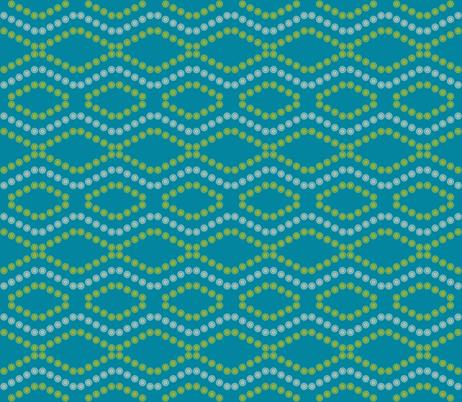 Chevron_spiro fabric by fridabarlow on Spoonflower - custom fabric