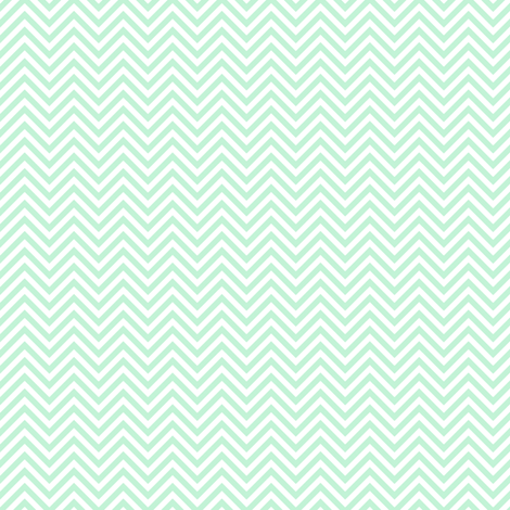 chevron pinstripes ice mint green fabric by misstiina on Spoonflower - custom fabric