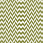 chevron pinstripes olive green and white