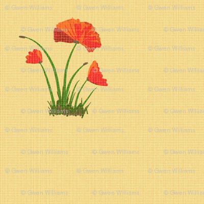 poppy linen