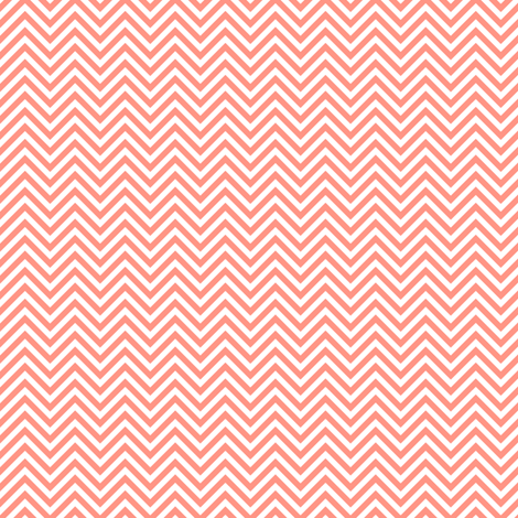 chevron pinstripes peach