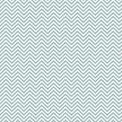 chevron pinstripes slate blue and white