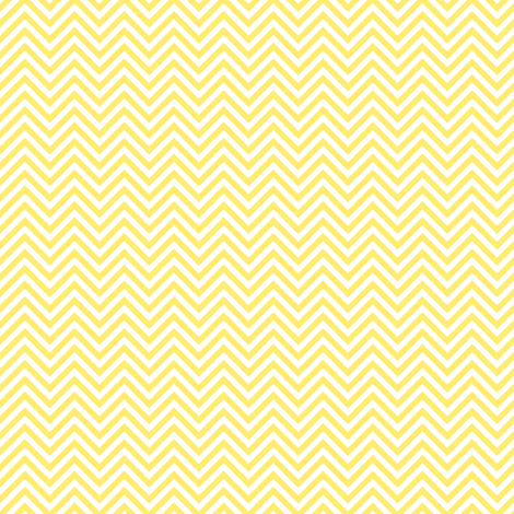 chevron pinstripes lemon yellow fabric by misstiina on Spoonflower - custom fabric