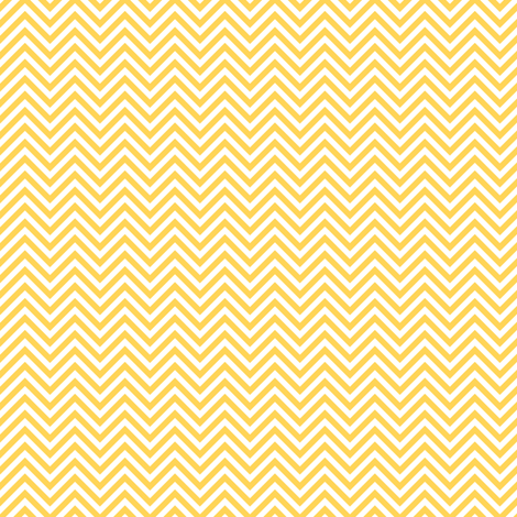 chevron pinstripes yellow and white fabric by misstiina on Spoonflower - custom fabric