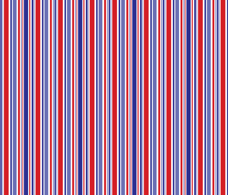 voteing_stripes fabric by bzbdesigner on Spoonflower - custom fabric