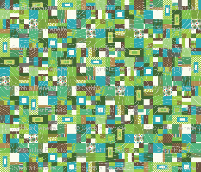 Earth Quilt